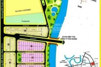 Bán đất tại KDC Hoàng Anh Minh Tuấn, quận 9, lô 125m2, mặt tiền Đỗ Xuân Hợp cần bán