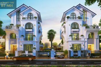 Cần bán BT Saigon Mystery Villas giá tốt nhất thị trường, chỉ 158tr/m2. LH: 0818821212