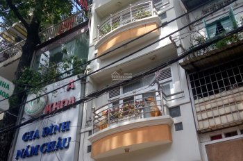 Hiếm bán 2 mặt tiền Ba Tháng 2 (4,2x20m) 5 lầu thang máy cho thuê tốt giá cực rẻ chỉ 22.9 tỷ Q11