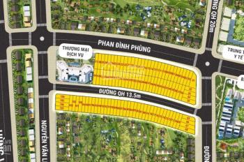 Bán đất nền Chư Păh KDC Phan Đình Phùng nối dài ngay QL14 - LH 0965.268.349
