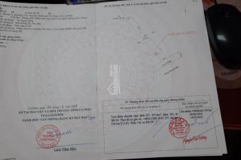 Chính chủ bán đất khóm 4, phường Tân Xuyên, Cà Mau, nằm trên Kênh Xáng Phụng Hiệp