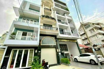Bán nhà mặt tiền nb đường Lê Trực, Phường 7, Bình Thạnh, 6 tầng, thang máy, giá 11 tỷ