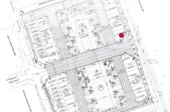 Bán lô đất đấu giá BT4-05 đường Phúc Minh, Phúc Diễn cạnh NVH Từ Liêm lô góc 234m2, giá 26 tỷ