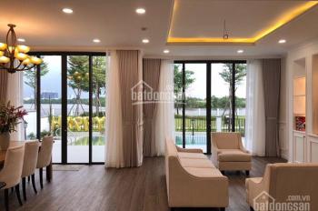 Bán gấp biệt thự đơn lập Nine South, nhà đẹp, 370m2, giá 47 tỷ. LH 0902 944 648