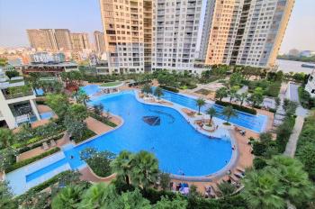 Duy nhất CH 2PN tháp Bahamas trục 04 đang bán, full nội thất, view hồ bơi + sông mát mẻ