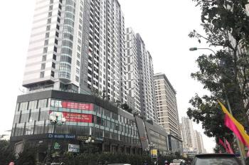 Cho thuê mặt bằng kinh doanh tầng 1,2 và văn phòng DT 200m2, 250m2 tại Golden Palm, Lê Văn Lương HN