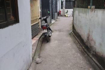 Bán nhà 1 trệt 1 gác, đường Trương Định