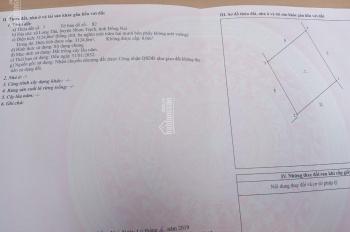 Chính chủ cần bán đất Xã Long Tân, giá 400 triệu, LH 0367996778