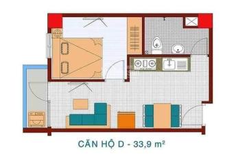 Kẹt tiền mùa dịch bán lỗ căn hộ Lê Thành blocK B, C Liên hệ chủ 0934 193 932