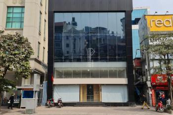 Cho thuê MBKD mặt phố Trường Chinh - Thanh Xuân. DT 600m2, MT 10m