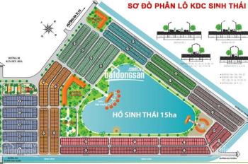 Bán đất dân 80m2 - 175m2 KDC Hương Sen Garden, KDC Tân Đô, bảo đảm bảng giá tốt nhất khu vực
