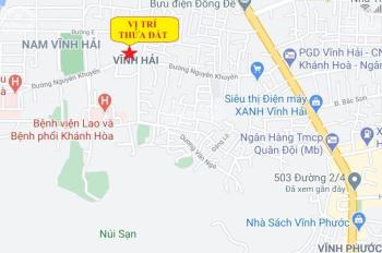 Cho thuê mặt bằng mặt tiền Nguyễn Khuyến Vĩnh Hải Nha Trang