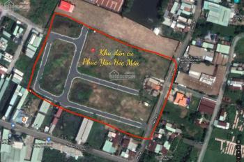 Đất MT KDC Phúc Yên, Hóc Môn 7x14m
