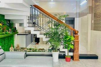 Chính chủ bán gấp mặt tiền ngay Phan Đăng Lưu, 4x14m, 5 tầng giá 14,5 tỷ - Nhung 0909195105