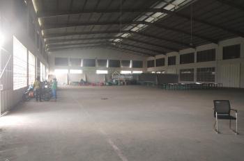 Cho thuê kho 1600m2 giá 160 triệu bao hóa đơn đường Hồ Học Lãm, phường 16, quận 8, TPHCM