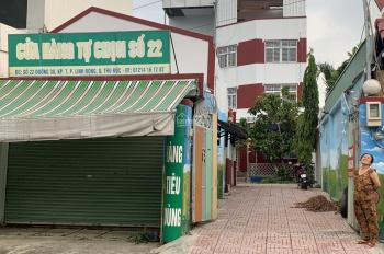Chính chủ bán gấp căn nhà mặt tiền đường 30, P. Linh Đông, Q. Thủ Đức. LH 0989003638 (Cô Nga)