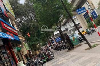 Nhà mặt phố ngay đường Quang Trung, Hà Đông 80m2, 4 tầng kinh doanh sầm uất