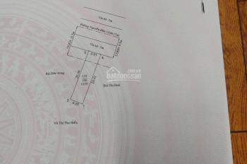 Bán đất vị trí mặt tiền rất đẹp 4.95x21m= 100m2 (thổ cư 100%) P Phú Thọ, TP, TDM, BD