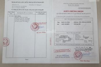 Cần tiền bán gấp nhà nát kèm đất - Dương Quảng Hàm, Gò Vấp. DT 12x30m, cn 321m2, giá 16 tỷ