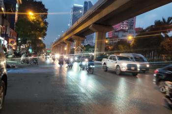 Bán nhà mặt phố Quang Trung, DT 243m2, mặt tiền 13.4m, hai mặt đường, giá: 190 triệu/m2