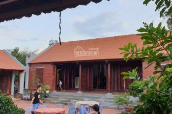 Cần bán nhà đất 2MT Võ Nguyên Giáp, gồm nhà gỗ cổ 5 gian trong khu vườn 1600m2, 2246m2 MB cho thuê