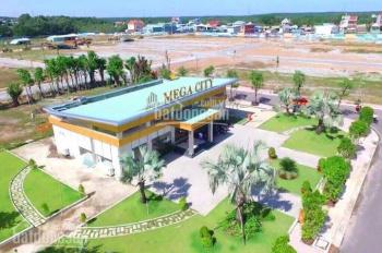 Bán đất nền tại dự án Mega City 1 - Bến Cát giá rẻ