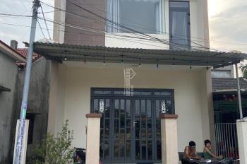 Bán rẻ nhà 2 tầng mới xây nhà gần chợ Nam Ô, Hoà Hiệp Nam