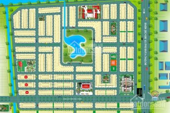 Chỉ với 1,3 tỷ sở hữu ngay nền đất đẹp, giá tốt chủ đầu tư Daresco Đức Hòa 3 Vingroup 900ha