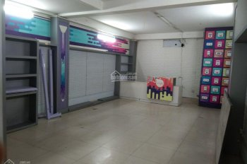 Cho thuê cửa hàng mặt phố Đặng Tiến Đông, dt 45m2 giá 20tr/th