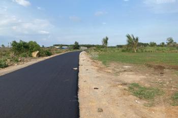 Bán đất sát mặt tiền đường nhựa xã Trung Hòa, DT 20x50m, QL1A vô 5km, 1,2 tỷ, sổ riêng, chính chủ
