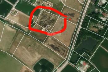 Bán đất đường bao khu C Liên Ấp 2 - 3, xã Đa Phước, DT 1880m2