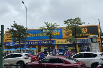 Cho thuê nhà MP Minh Khai DT 200m2 x 3T, MT 14m, giá 111,305 triệu/tháng