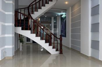 Hẻm 154 (154G) Hoàng Hoa Thám, P2, VT nhà mới cho thuê 4,5x14m, trệt 2 lầu, 4PN, 5WC. 0903684495