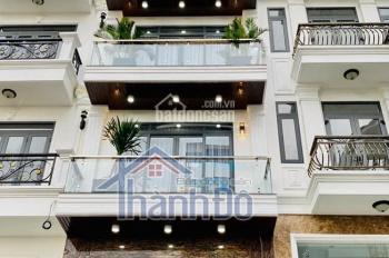 Nhà mới xây nội thất cao cấp 233/2 Thống Nhất P11, Gò Vấp. Cách đường 1 căn nhà