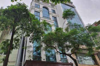 Nhà mặt phố Trần Bình 6,5 tầng, 28,5 tỷ, 0965098339