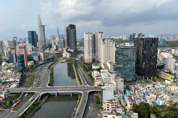 Penthouse Millennium 21Tỷ5 (còn hoàn lại 5% sổ cho khách mua) View Bitexco 224m2 + sân vườn 80m2-