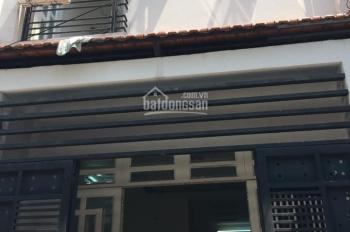 Nhà 1 trệt 1 lầu 2 WC hướng Đông Bắc đường Đông Hưng Thuận 6, phường Tân Hưng Thuận, Quận 12