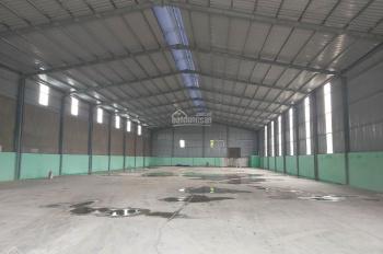 Cho thuê kho xưởng phường Bình Hòa 1700m2 TP Thuận An. Bình Dương LH: 0972701709