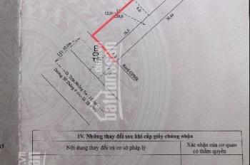 Bán nhà mặt tiền Trần Hoàng Na (Cách 30/4: 50m), DT: 10m x 38.64m, giá: 120 triệu/m2