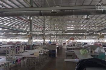 Chuyển nhượng nhà máy, xưởng sản xuất 40,000m2 KCN Tân Hương, Châu thành, Tiền Giang