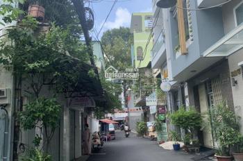 Bán nhà đường 322 An Dương Vương, P 4, Q 5. DT: 8.2m x 22m, 179m2. Giá chỉ 230 tr/m2