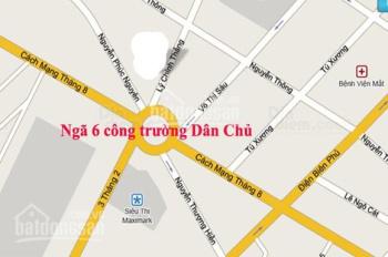Cho thuê biệt thự đường Nguyễn Thông, quận 3