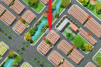 Bán lô SH view vườn hoa rộng 68m dãy O.II.18 đã có HĐMB vay MBBank - 90m2, LH Thảo: 0969162476