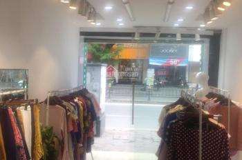 Sang nhượng cửa hàng quần áo tầng 1 Chùa Bộc 20 m2 giá thuê 10 triệu đóng từng tháng LH: 0339144079