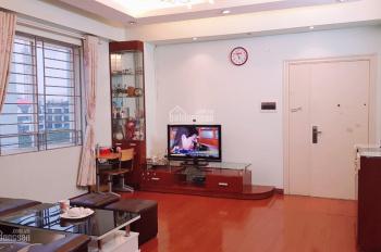 Cần bán nhanh CHCC D5C Trần Thái Tông, Cầu Giấy, Hà Nội. Diện tích 86m2 2PN full nội thất đẹp