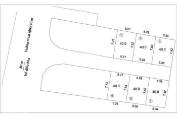 Chính chủ mở bán 6 lô đất nhỏ giá cực hợp lý cho ace muốn an cư lập nghiệp tại Xóm Thượng Lương Nỗ