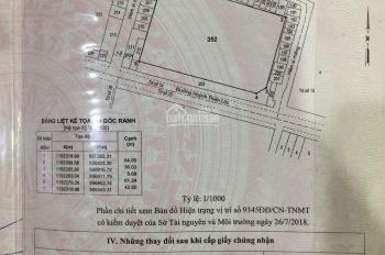 Đất thổ cư giá tốt 69tr/m2 mặt tiền Huỳnh Thiện Lộc, Tân Phú