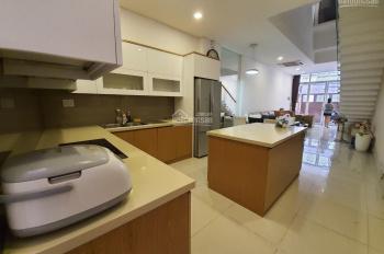 Cho thuê nhà siêu đẹp hẻm 4m số 285 Trần Bình Trọng - P4, Q5, nội thất cao cấp, 4 tầng DTSD 196m2
