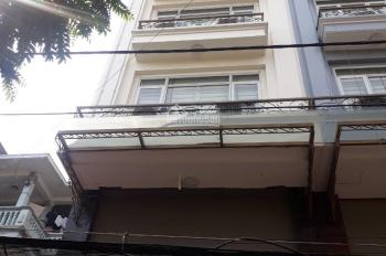 Cho thuê nhà MP Nhân Hòa, Thanh Xuân, 80m2 7T 1 hầm, giá ưu đãi 48 tr/th, thang máy, LH 0363312651