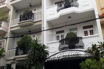 Bán nhà mặt tiền Bàu Cát 2, P. 14, Q. Tân Bình. Diện tích 4 x 18m NH 2 lầu, ST, nhà mới giá 12.5 tỷ